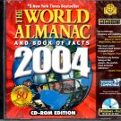 The World Almanac and Book of Facts 2004 CD-ROM for Win/Mac - NEW CD in SLEEVE