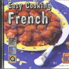Easy Cooking: FRENCH CD-ROM for Win/Mac - New CD in SLEEVE