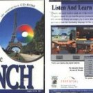 Essential FRENCH (Ages 12+) CD-ROM for Windows - NEW CD in SLEEVE