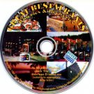 Great Restaurants, Wineries & Breweries PC-CD for Windows - NEW CD in SLEEVE