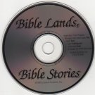 Bible Lands, Bible Stories (Age 3-12) PC-CD for Windows - NEW CD in SLEEVE
