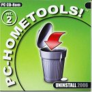 UNINSTALL 2006 CD-ROM for Windows - NEW CD in SLEEVE
