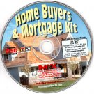 Home Buyers & Mortgage Kit PC-CD for Windows - NEW CD in SLEEVE