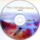 Riva 128/128zx Series v4.0 Driver CD-ROM for PC - NEW CD in SLEEVE