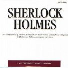 Complete Text of Sherlock Holmes CD-ROM for DOS/MAC - NEW CD in SLEEVE
