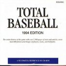Total Baseball CD-ROM for DOS/MAC - NEW CD in SLEEVE