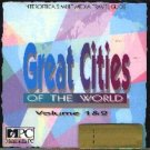 Great Cities Volume 1 & 2 CD-ROM for Windows - NEW CD in SLEEVE