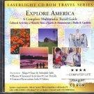 Explore America CD-ROM for Windows - NEW CD in SLEEVE