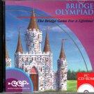 Bridge Olympiad CD-ROM for DOS - New Sealed Jewel Case