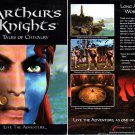 Arthur's Knights: Tales of Chivalry (PC-CD, 2001) - NEW in BIG BOX