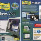 Professor Teaches Windows Vista (3CDs) for Windows 2000/XP/VISTA - NEW in BOX