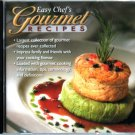 Easy Chef's Gourmet Recipes CD-ROM Windows - NEW Sealed Jewel Case
