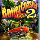 RollerRoaster Tycoon 2: Time Twister Expansion Pack (PC-CD, 2003) - NEW in BOX