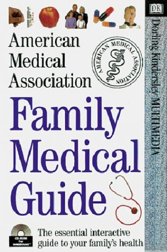 The AMA Family Medical Guide PC CD-ROM for Windows - NEW CD in SLEEVE