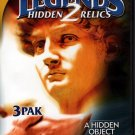 Legends 2 - Hidden Relics 3PAK (PC-CD, 2010) - NEW in DVD BOX