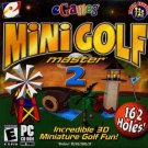 eGames Mini Golf Master 2 PC-CD for Windows XP/ME/2000/98 - New in SLV