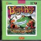 Bungalo Boys: Big Fish Wish CD-ROM for Windows - NEW Sealed JC