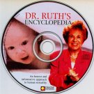 DR. RUTH'S Encyclopedia CD-ROM for Windows - NEW CD in SLEEVE