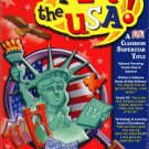 DK I Love the USA! (Ages 6-9) CD-ROM for Windows - NEW in SLEEVE