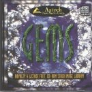 GEMS: CD-ROM Stock Image Library Win/Mac - NEW CD in SLEEVE