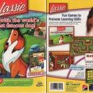 Lassie + BONUS! (Ages 4-9) CD-ROM for Windows 2000/XP/Vista - NEW Sealed BOX