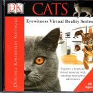 Eyewitness Virtual Reality Cats CD-ROM for Windows - NEW CD in SLEEVE