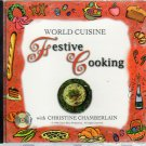 World Cuisine Festive Cooking CD-ROM for Win/OS2/Mac - NEW Sealed JC