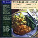 Williams-Sonoma Good Cooking CD-ROM for Windows - NEW Sealed JC