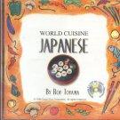 World Cuisine: Japanese CD-ROM Win/OS2/Mac - New Sealed JC