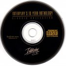 Interplay's 10 Year Anthology PC-CD - NEW CD in SLEEVE