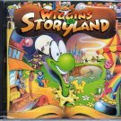 Wiggins in Storyland (Ages 6-10) CD-ROM for Windows - NEW in Sealed JC