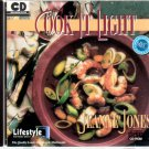 Jeanne Jones: Cook It Light CD for Windows - NEW Sealed JC