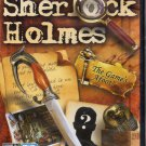 The Lost Cases of Sherlock Holmes CD-ROM for Win/Mac - NEW in DVD BOX
