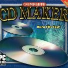 Complete CD Maker PC-CD-ROM Win98-XP - NEW CD in SLEEVE