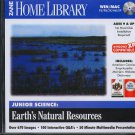 Junior Science: Earth's Natural Resources CD-ROM for Win/Mac - NEW CD in SLEEVE