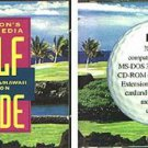 Compton's Multimedia Golf Guide CD-ROM for DOS - NEW CD in SLEEVE