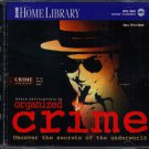 World Encyclopedia of Organized Crime CD-ROM for Win/Mac - New CD in SLEEVE