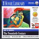 Art & Music: The Twentieth Century CD-ROM for Win/Mac - NEW CD in SLEEVE