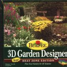 Burpee 3D Garden Designer: Heat Zone Edition v2.0 PC-CD for Windows -NEW in SLV