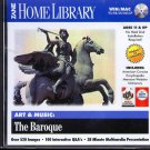 Art & Music: The Baroque CD-ROM for Win/Mac - NEW CD in SLEEVE