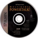 Self-Improvement: Multimedia POWERTALK! CD-ROM for Win/Mac - NEW CD in SLEEVE