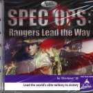 SPEC OPS: Rangers Lead the Way PC-CD Windows 95 - NEW in Jewel Case