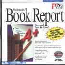 Multimedia Book Report CD-ROM for Windows - NEW CD in SLEEVE