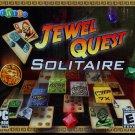 Jewel Quest Solitaire CD-ROM Win 98-Vista - NEW in SLV