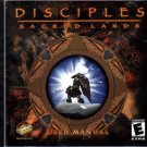 Disciples: Sacred Lands PC CD-ROM for Windows 95/98/2000 - NEW in JC
