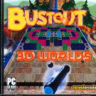 Bustout 3D Worlds CD-ROM for Windows 98/Me/XP - NEW Sealed JC