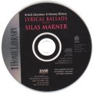 Zane: Lyrical Ballads through Silas Marner CD-ROM for Win/Mac - NEW CD in SLEEVE