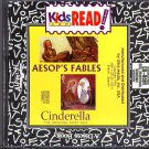 Discis: Aesop's Fables & Cinderella CD-ROM for Win/Mac - NEW in JC