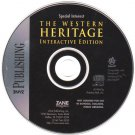 The Western Heritage, Interactive Edition CD-ROM for Win/Mac - NEW CD in SLEEVE