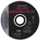 Biological Sciences: Five Kingdoms of Life CD-ROM for Win/Mac - NEW CD in SLEEVE
